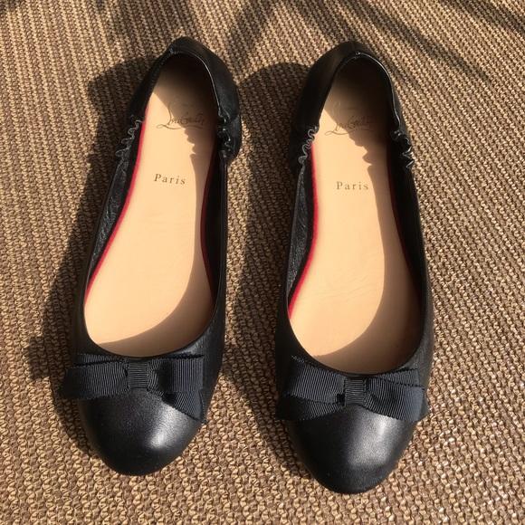 bff5f0166566 Christian Louboutin Shoes - Christian Louboutin Air Loubi Ballet Flats    Shoes